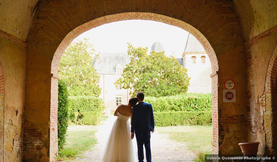 Le mariage de Max et Pascale à Cazaux-Savès, Gers