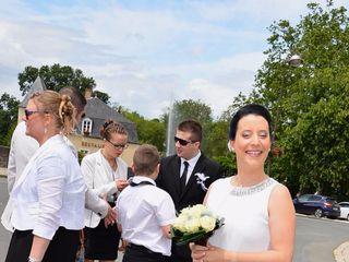 Le mariage de Katia et Stevens 1
