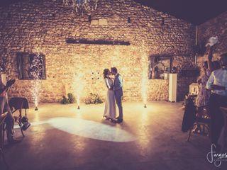 Le mariage de Sarah et Cédric 1