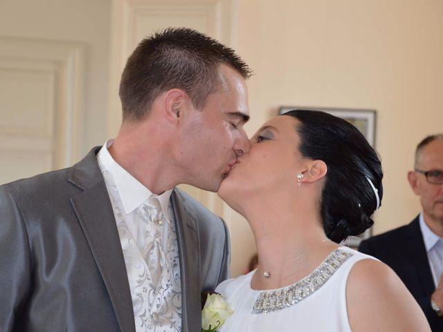 Le mariage de Katia et Stevens