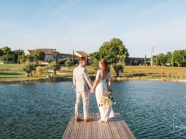 Le mariage de Sarah et Cédric