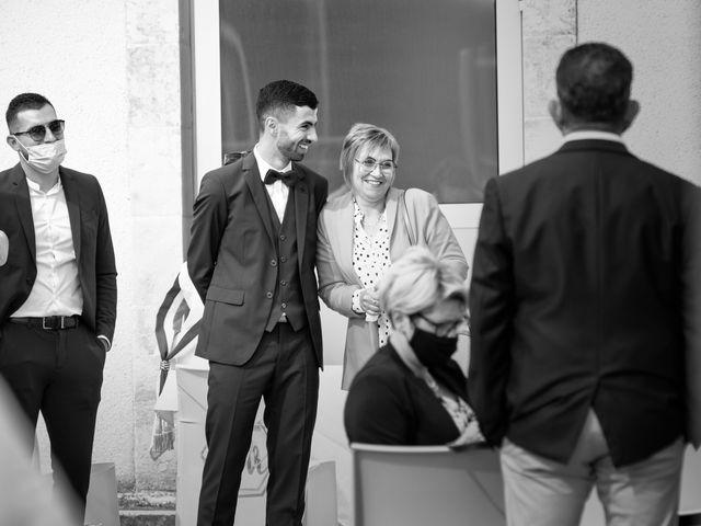 Le mariage de Radouane et Aude à Vierzon, Cher 3