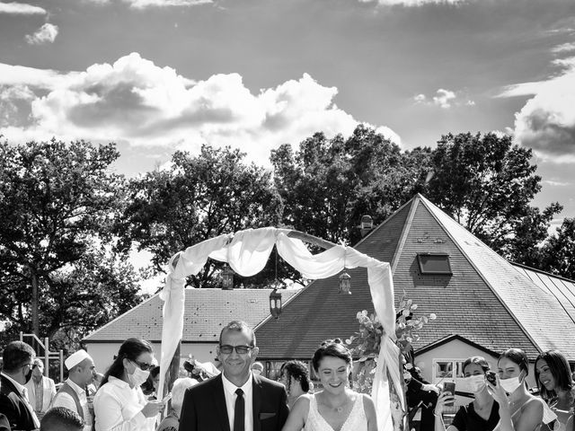 Le mariage de Radouane et Aude à Vierzon, Cher 4