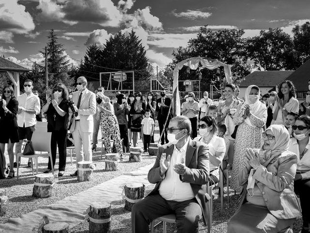 Le mariage de Radouane et Aude à Vierzon, Cher 5