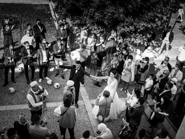 Le mariage de Radouane et Aude à Vierzon, Cher 7