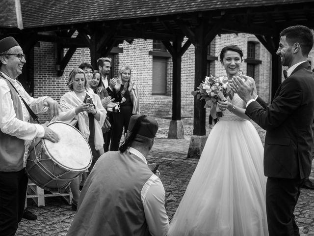Le mariage de Radouane et Aude à Vierzon, Cher 11