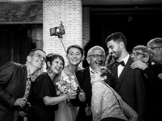 Le mariage de Radouane et Aude à Vierzon, Cher 12