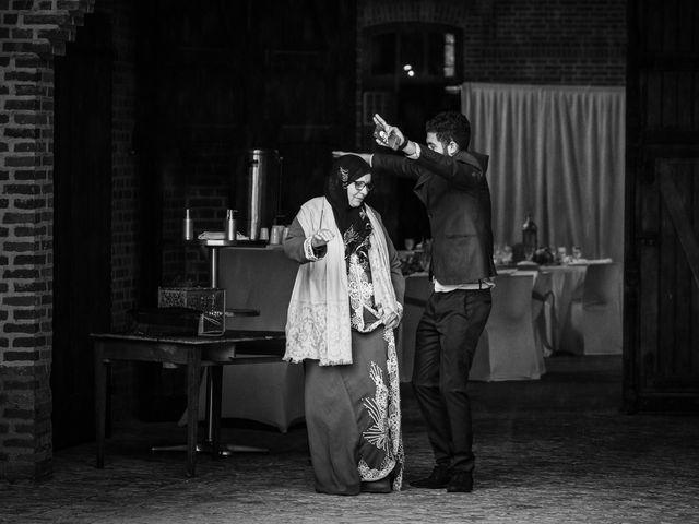 Le mariage de Radouane et Aude à Vierzon, Cher 13