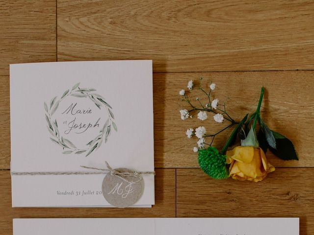 Le mariage de Joseph et Marie à Mont-Saint-Aignan, Seine-Maritime 5