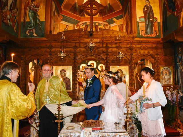 Le mariage de William et Lisa à Limours, Essonne 17