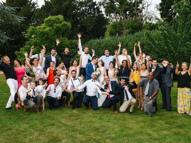 Le mariage de William et Lisa à Limours, Essonne 23