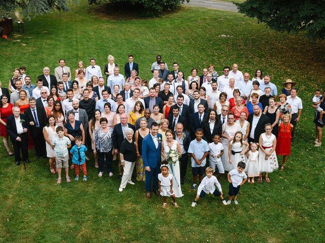 Le mariage de William et Lisa à Limours, Essonne 25