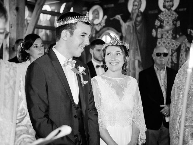 Le mariage de William et Lisa à Limours, Essonne 16