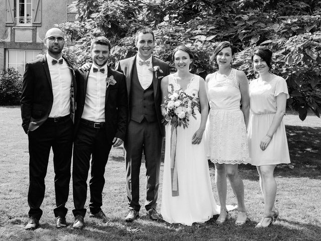 Le mariage de William et Lisa à Limours, Essonne 24