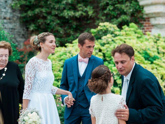 Le mariage de Antoine et Perrine à Criel-sur-Mer, Seine-Maritime 4