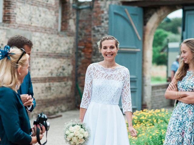Le mariage de Antoine et Perrine à Criel-sur-Mer, Seine-Maritime 6