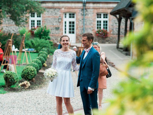Le mariage de Antoine et Perrine à Criel-sur-Mer, Seine-Maritime 7