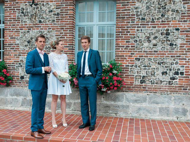 Le mariage de Antoine et Perrine à Criel-sur-Mer, Seine-Maritime 8