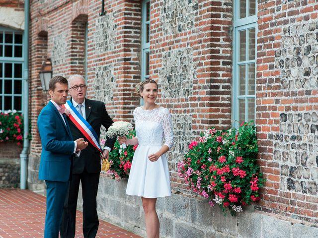 Le mariage de Antoine et Perrine à Criel-sur-Mer, Seine-Maritime 10