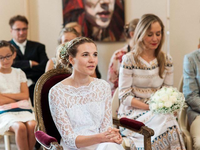 Le mariage de Antoine et Perrine à Criel-sur-Mer, Seine-Maritime 12