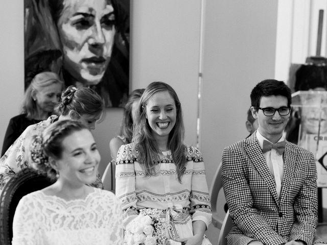 Le mariage de Antoine et Perrine à Criel-sur-Mer, Seine-Maritime 16
