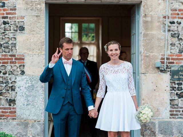 Le mariage de Antoine et Perrine à Criel-sur-Mer, Seine-Maritime 18