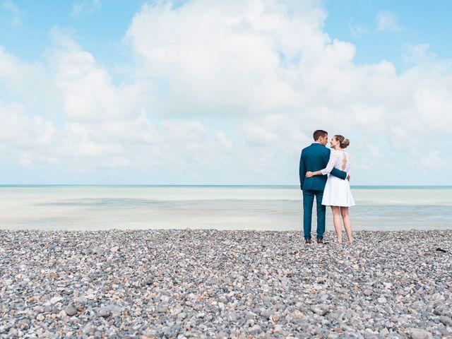 Le mariage de Antoine et Perrine à Criel-sur-Mer, Seine-Maritime 22