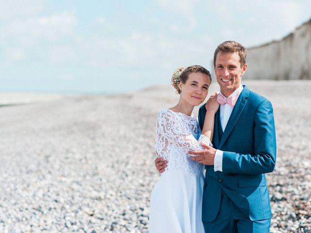 Le mariage de Antoine et Perrine à Criel-sur-Mer, Seine-Maritime 23