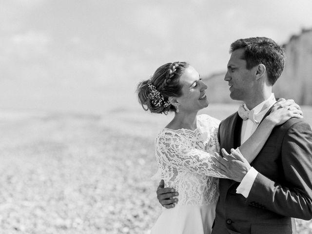 Le mariage de Antoine et Perrine à Criel-sur-Mer, Seine-Maritime 24