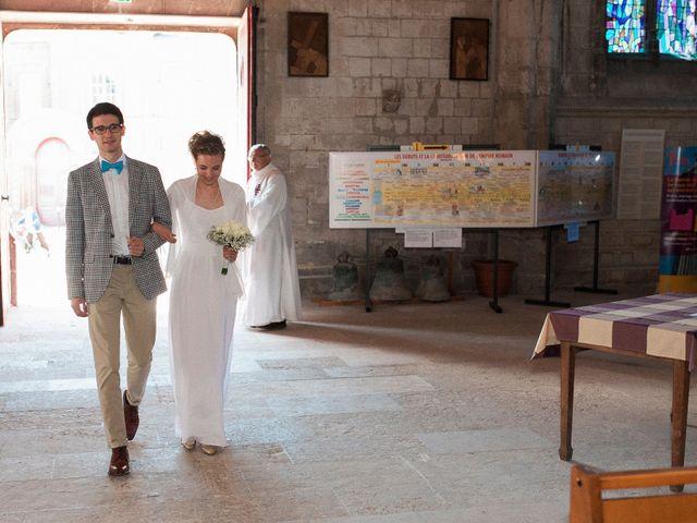 Le mariage de Antoine et Perrine à Criel-sur-Mer, Seine-Maritime 33