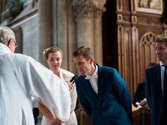 Le mariage de Antoine et Perrine à Criel-sur-Mer, Seine-Maritime 37