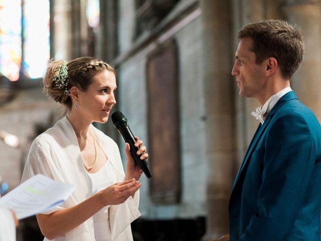 Le mariage de Antoine et Perrine à Criel-sur-Mer, Seine-Maritime 38