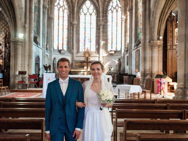 Le mariage de Antoine et Perrine à Criel-sur-Mer, Seine-Maritime 39