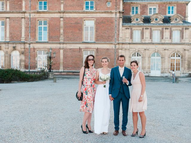 Le mariage de Antoine et Perrine à Criel-sur-Mer, Seine-Maritime 42