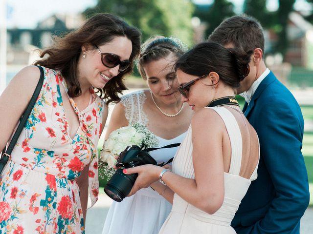 Le mariage de Antoine et Perrine à Criel-sur-Mer, Seine-Maritime 43