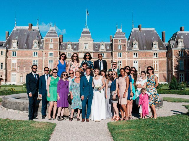 Le mariage de Antoine et Perrine à Criel-sur-Mer, Seine-Maritime 45