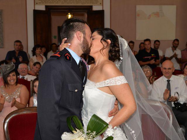 Le mariage de Florent et Manon à Forcalquier, Alpes-de-Haute-Provence 14