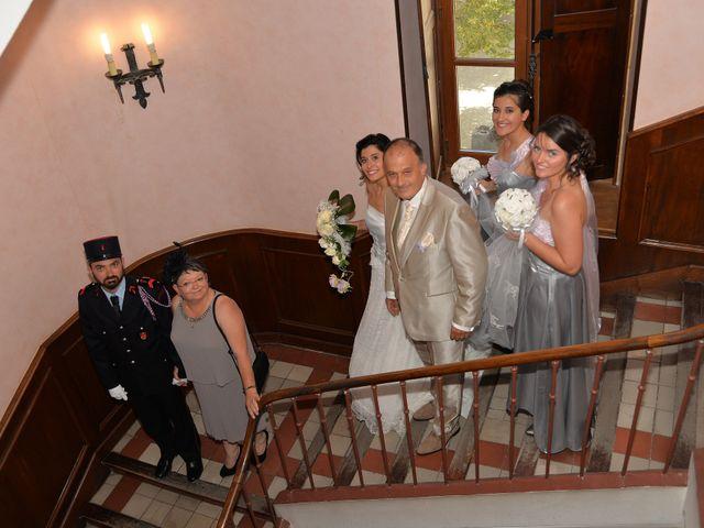 Le mariage de Florent et Manon à Forcalquier, Alpes-de-Haute-Provence 17