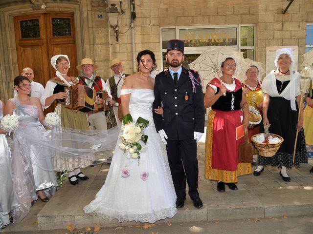 Le mariage de Florent et Manon à Forcalquier, Alpes-de-Haute-Provence 21