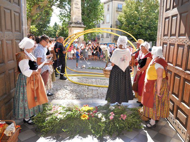 Le mariage de Florent et Manon à Forcalquier, Alpes-de-Haute-Provence 43