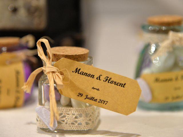 Le mariage de Florent et Manon à Forcalquier, Alpes-de-Haute-Provence 62