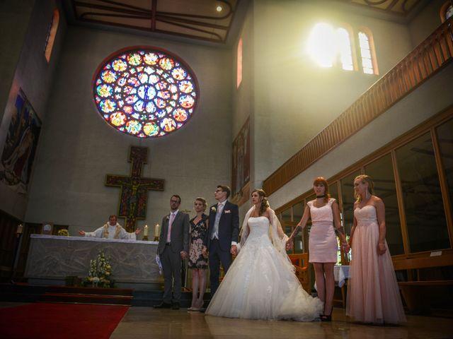 Le mariage de Jean-Charles et Mathilde à Colmar, Haut Rhin 18
