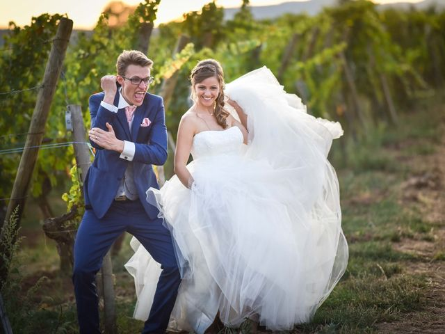 Le mariage de Mathilde et Jean-Charles