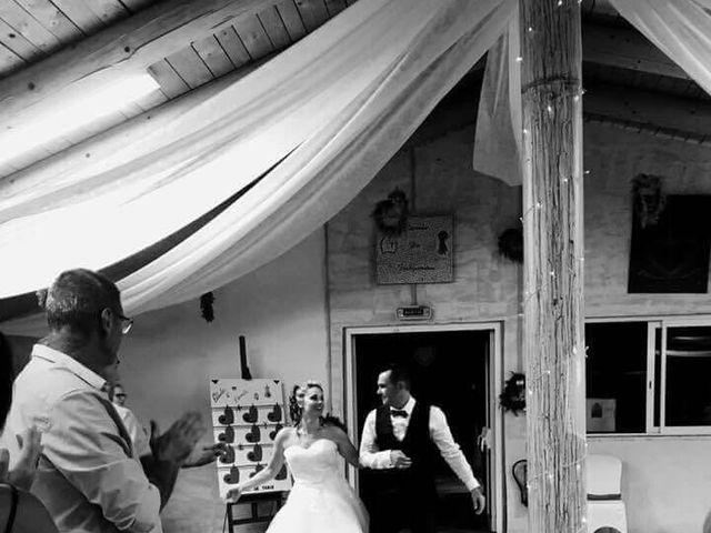 Le mariage de Romain et Elodie à Codognan, Gard 3