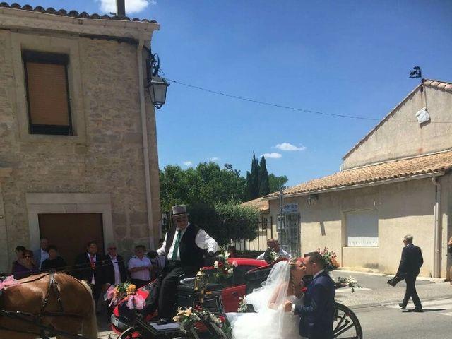 Le mariage de Romain et Elodie à Codognan, Gard 4