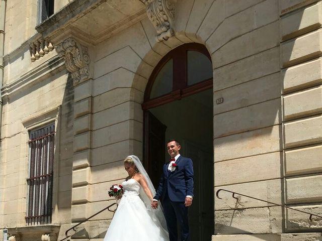 Le mariage de Romain et Elodie à Codognan, Gard 5