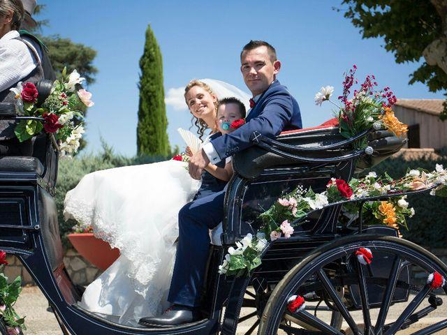 Le mariage de Romain et Elodie à Codognan, Gard 2