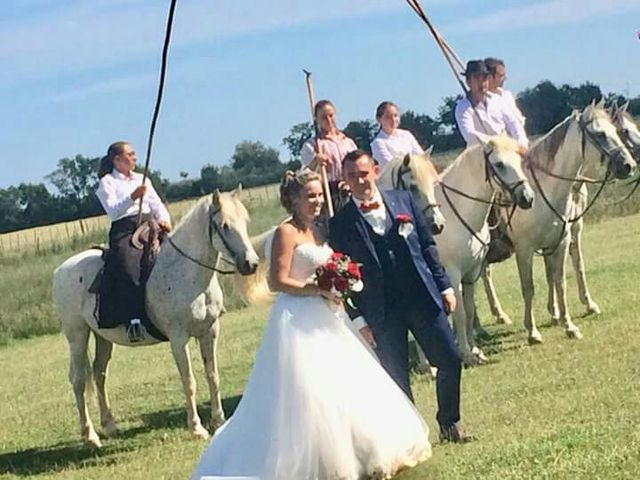 Le mariage de Romain et Elodie à Codognan, Gard 6