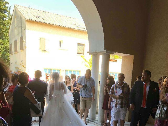 Le mariage de Romain et Elodie à Codognan, Gard 10