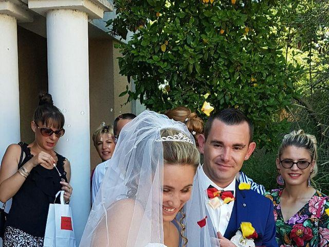 Le mariage de Romain et Elodie à Codognan, Gard 12